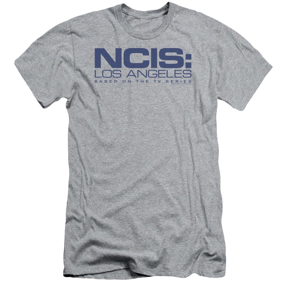 NCIS: Los Angeles Logo Slim Fit T-Shirt