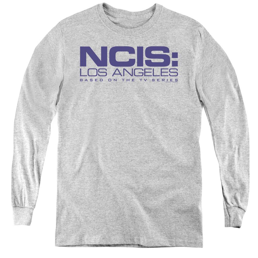 NCIS: Los Angeles Logo Kids Long Sleeve Shirt
