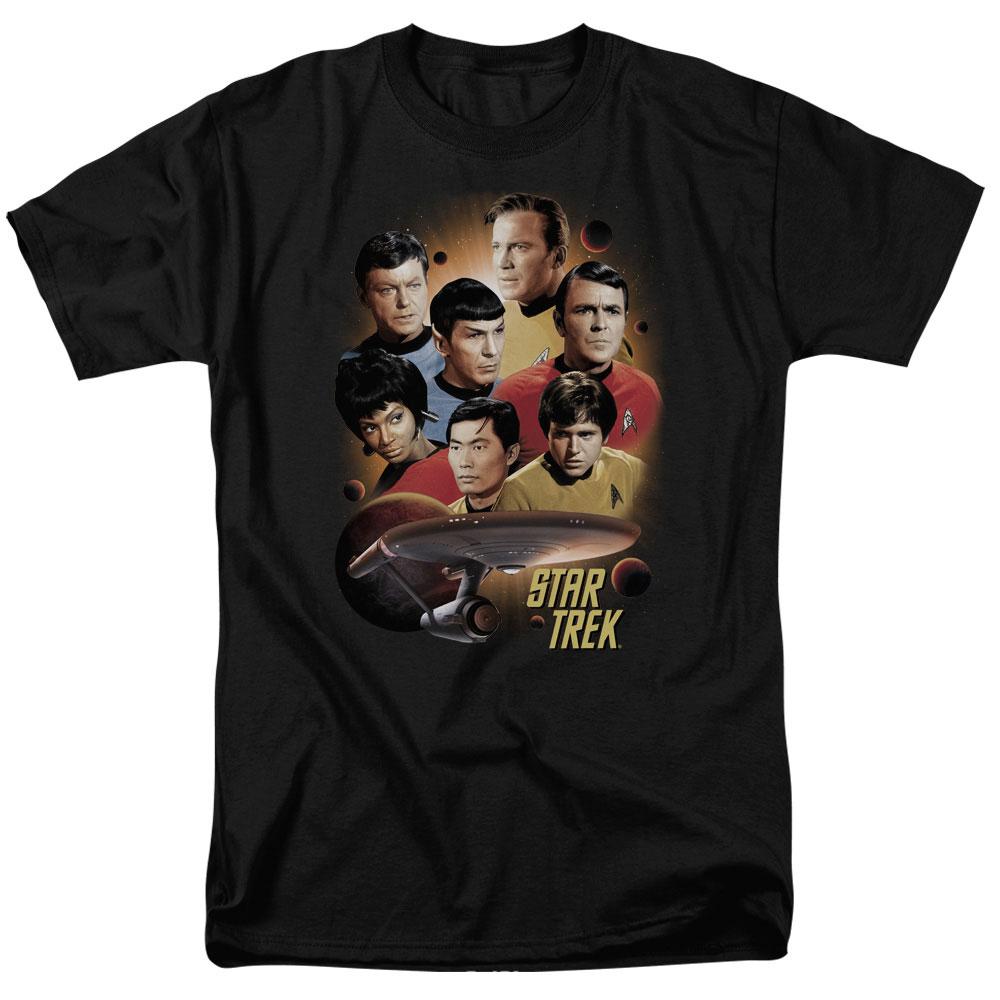 Star Trek Heart Of The Enterprise T-Shirt