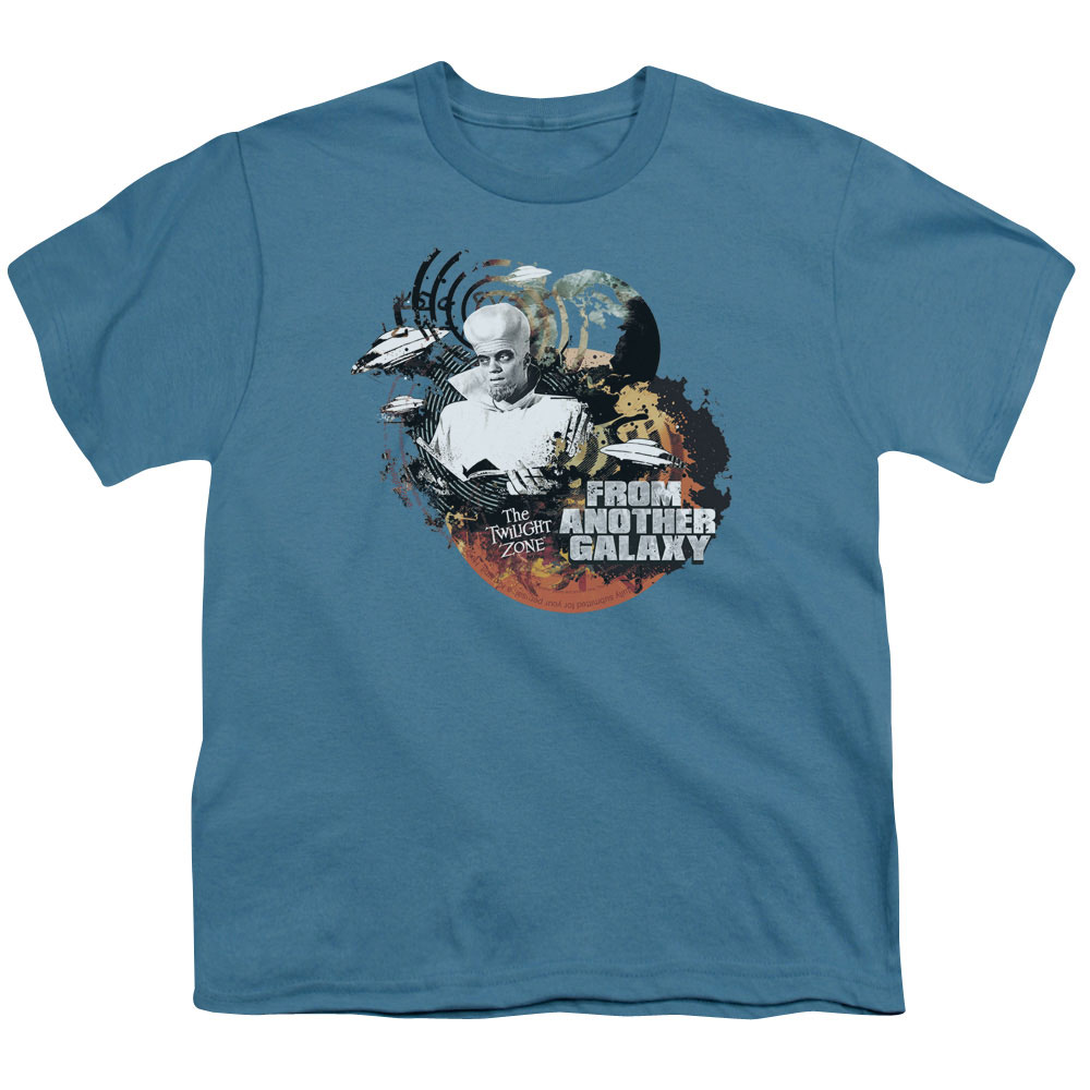 The Twilight Zone From Another Galaxy Kids T-Shirt
