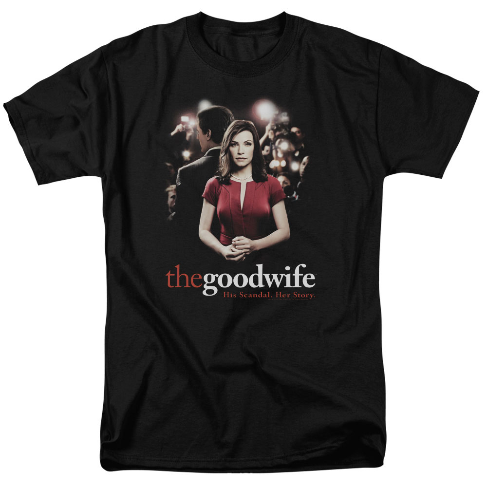 The Good Wife Bad Press T-Shirt