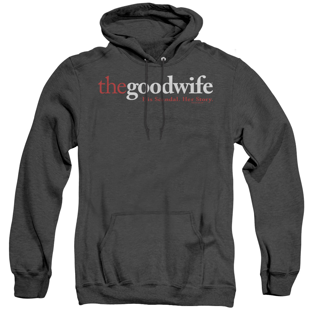 The Good Wife Adult Heather Hoodie