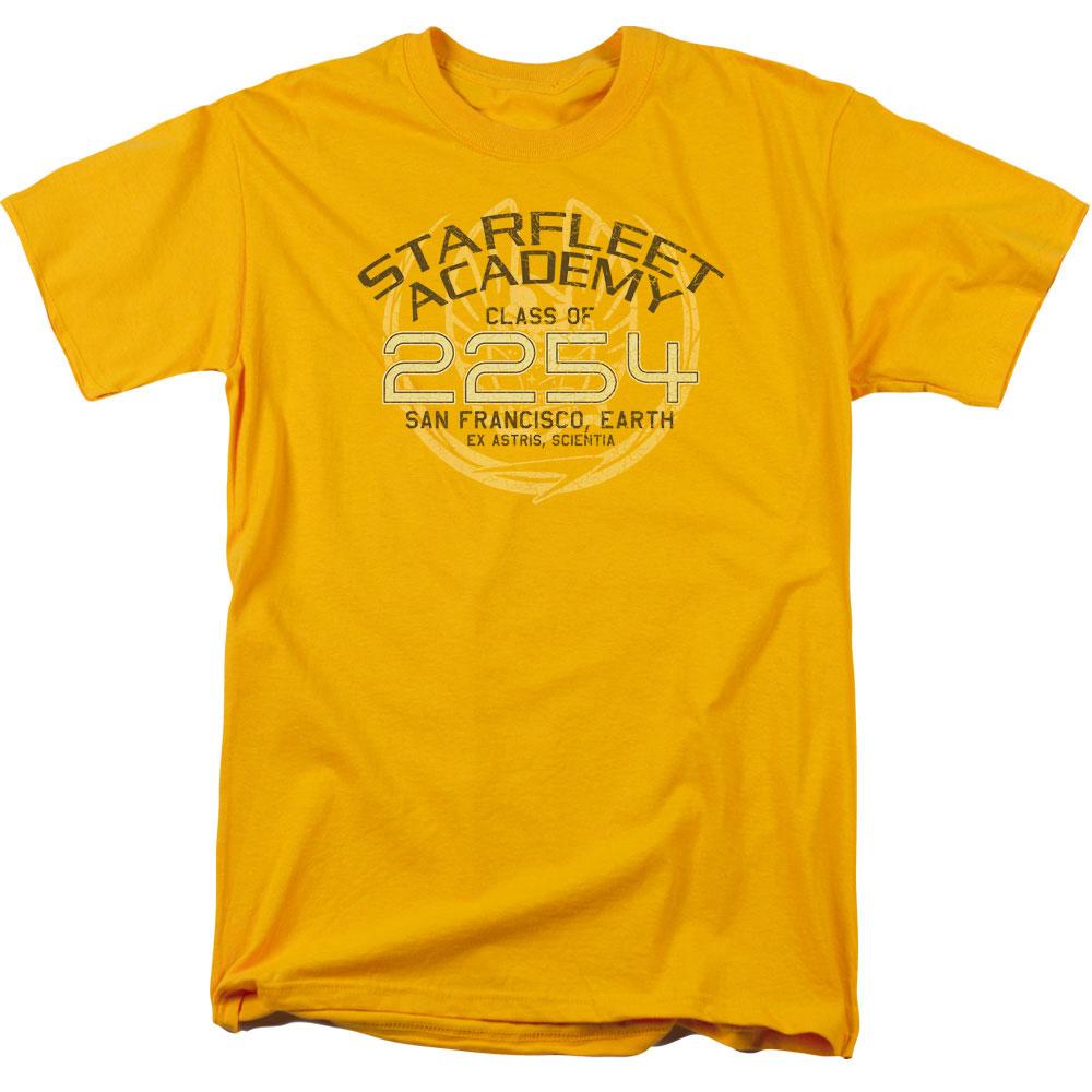 Star Trek Kirk Graduation T-Shirt