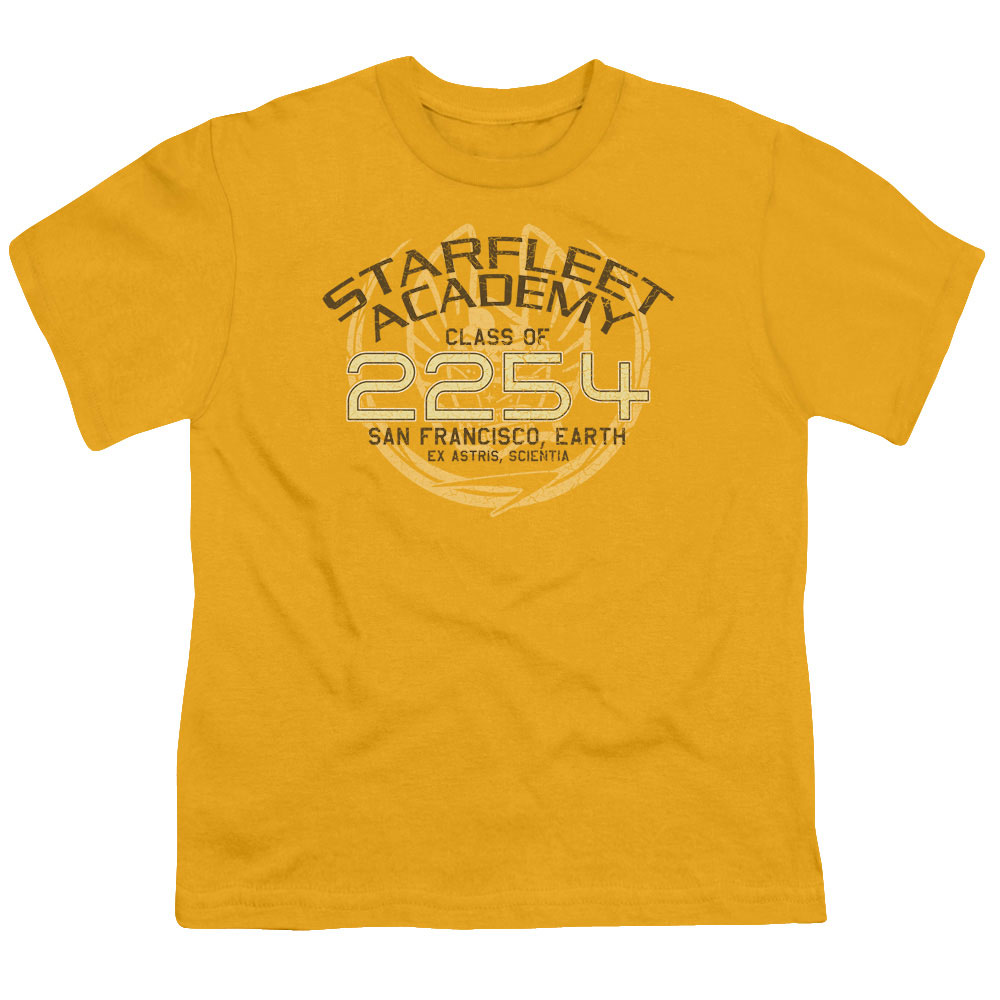 Star Trek Kirk Graduation Kids T-Shirt
