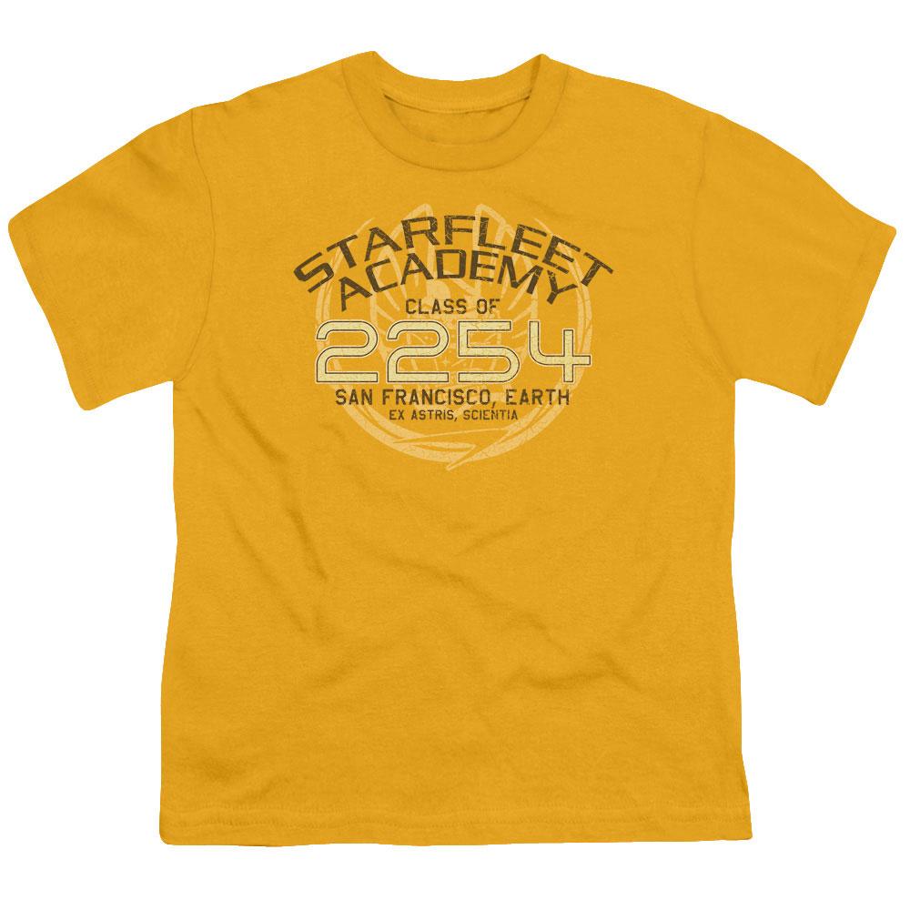 Star Trek Kirk Graduation Kids T-Shirt