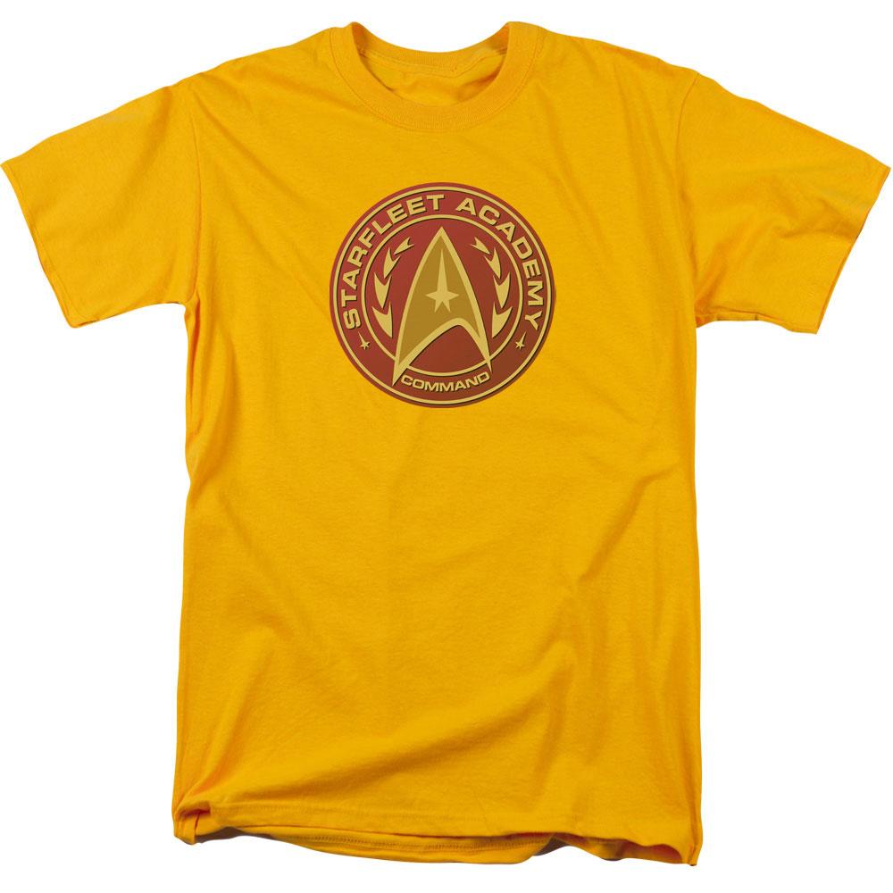 Starfleet Academy Command Star Trek T-Shirt