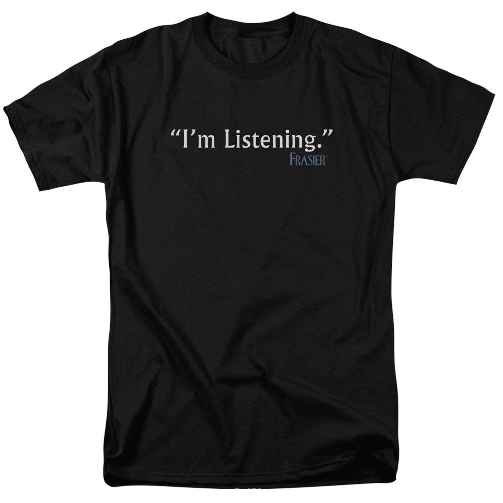 Frasier I'm Listing T-Shirt
