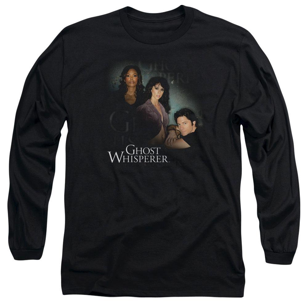 Ghost Whisperer Cast Long Sleeve Shirt