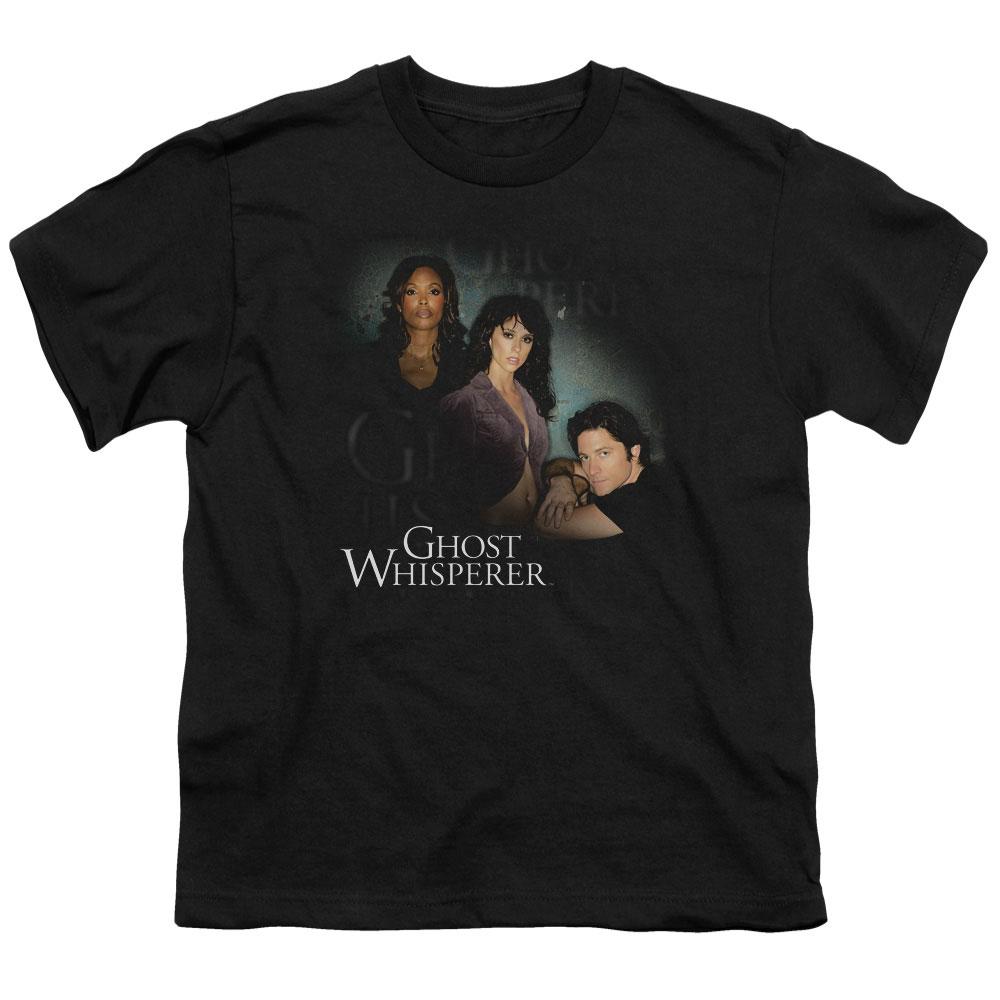 Ghost Whisperer Cast Kids T-Shirt