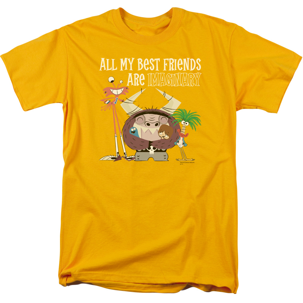 Foster's Home For Imaginary Friends All my Best Friends are Imaginary T-Shirt