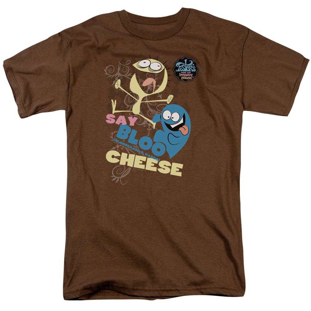 Foster's Home For Imaginary Friends Say Bloo Cheese Dancing Friends T-Shirt