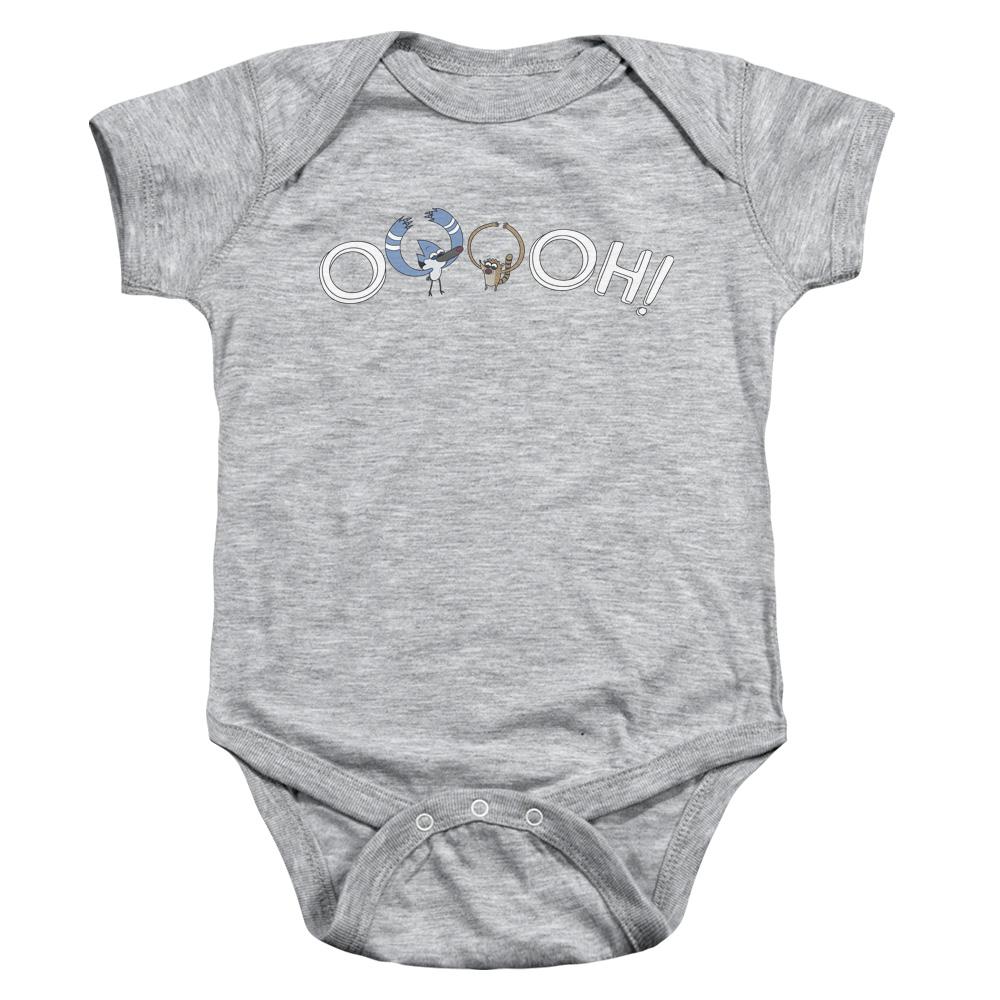 The Regular Show - Oooh Baby Bodysuit