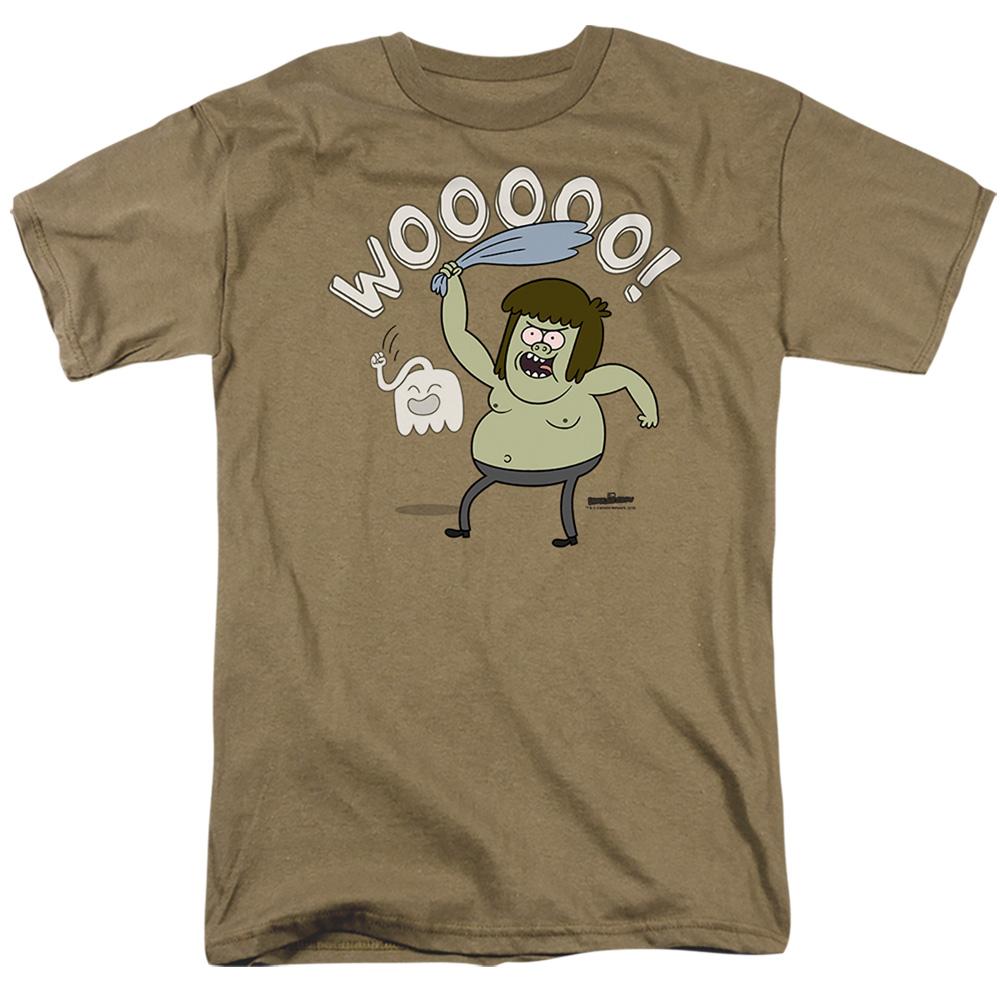 The Regular Show - Wooooo T-Shirt
