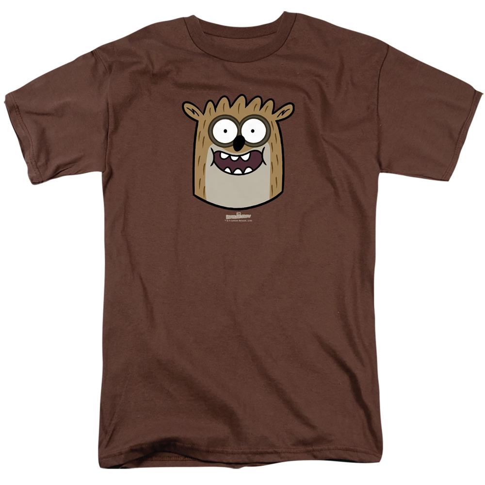 The Regular Show - Rigby