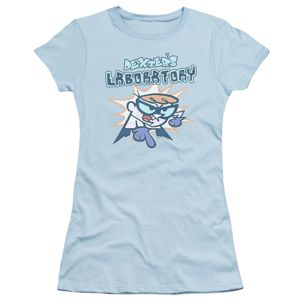 Dexter's Laboratory What do you Want! Junior Fit T Shirt