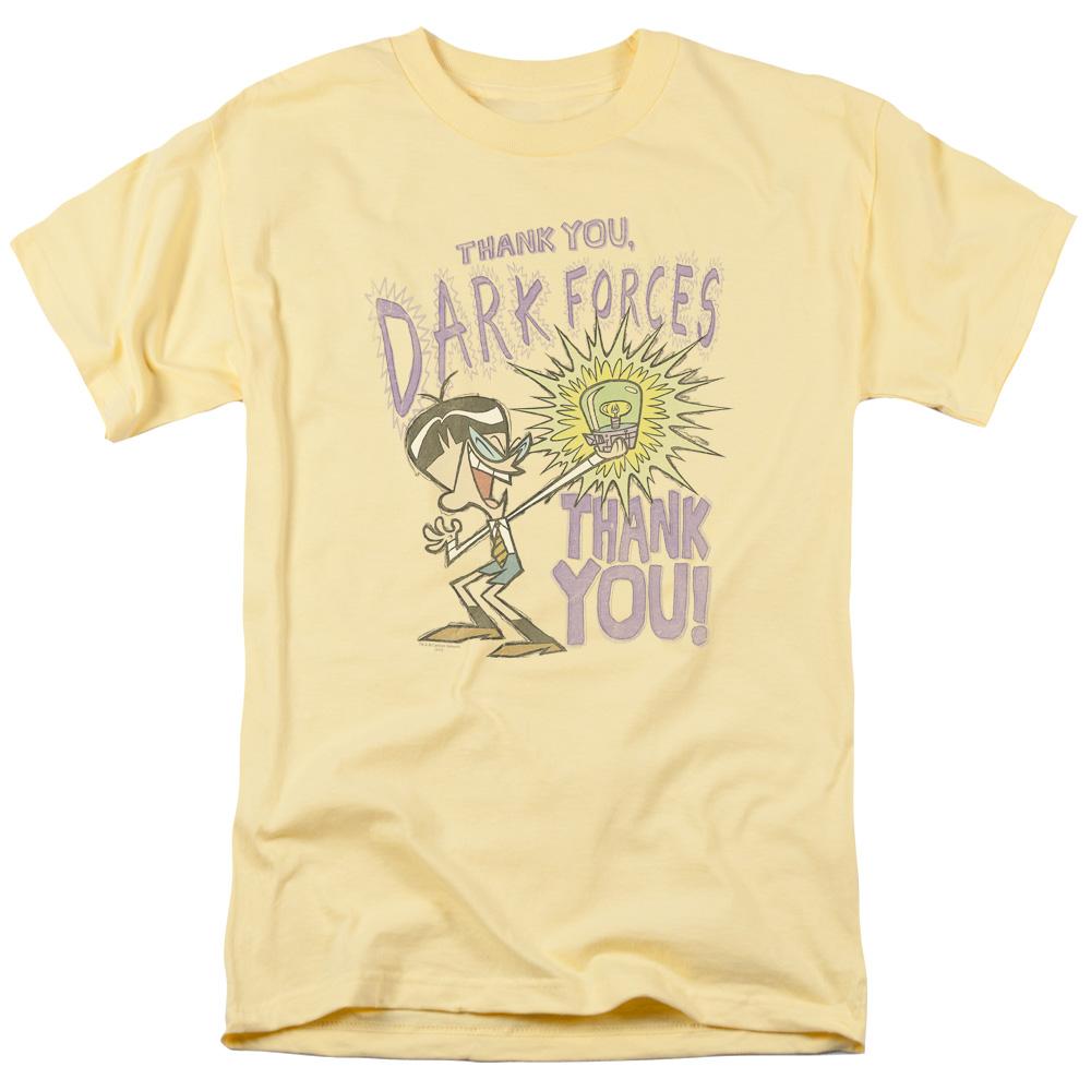 Dexter's Laboratory Thank You, Dark Forces! Villain T-Shirt