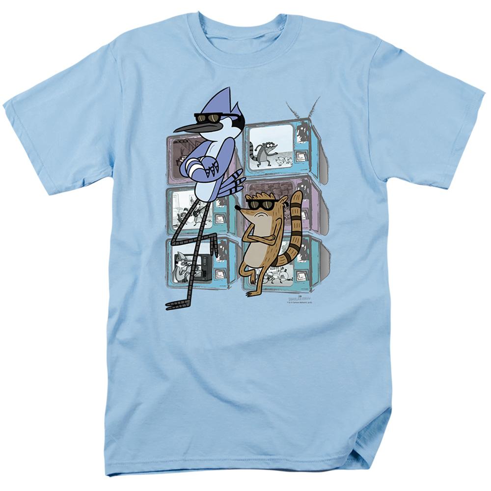 The Regular Show TV Too Cool T-Shirt