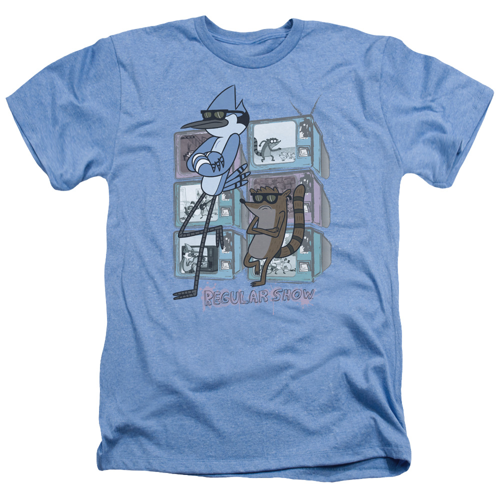 The Regular Show TV Too Cool Heather T-Shirt