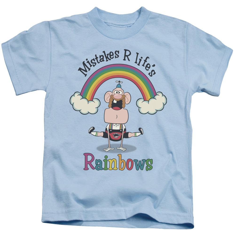 Uncle Grandpa - Life's Rainbows Juvy T-Shirt