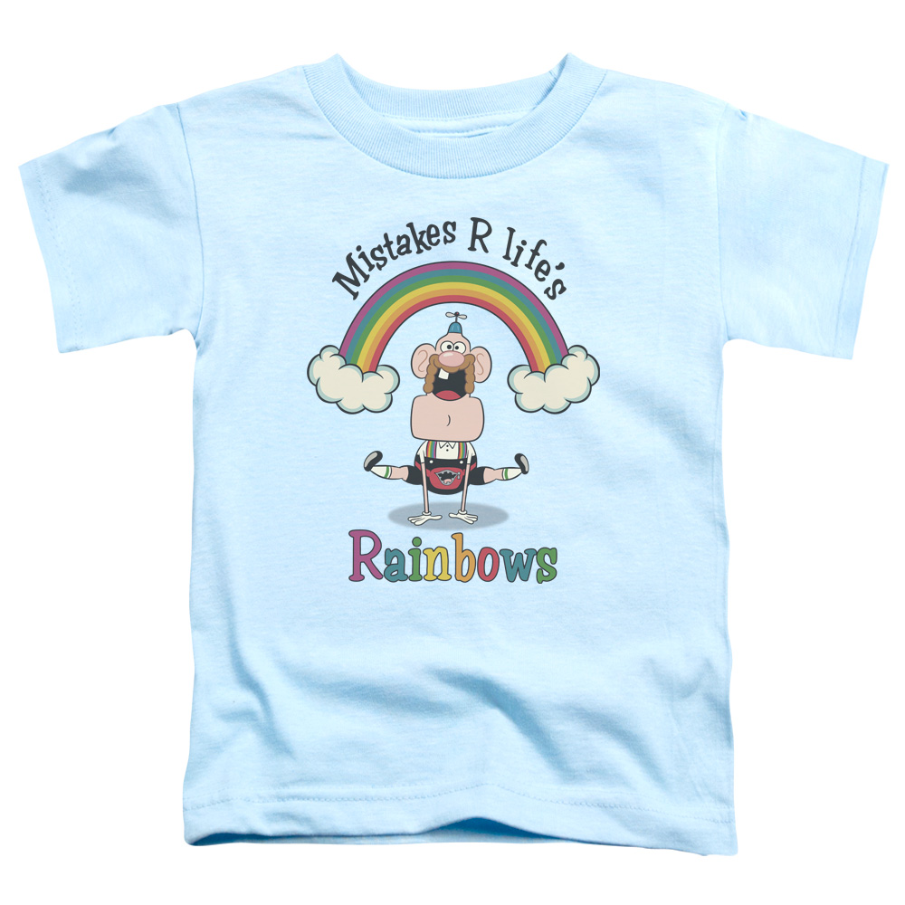 Uncle Grandpa - Life's Rainbows Toddler T-Shirt