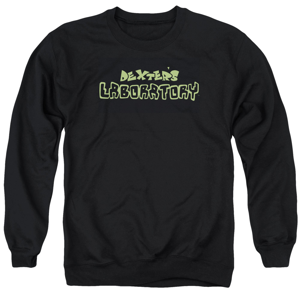 Dexter's Laboratory Classic Green Logo Sweater