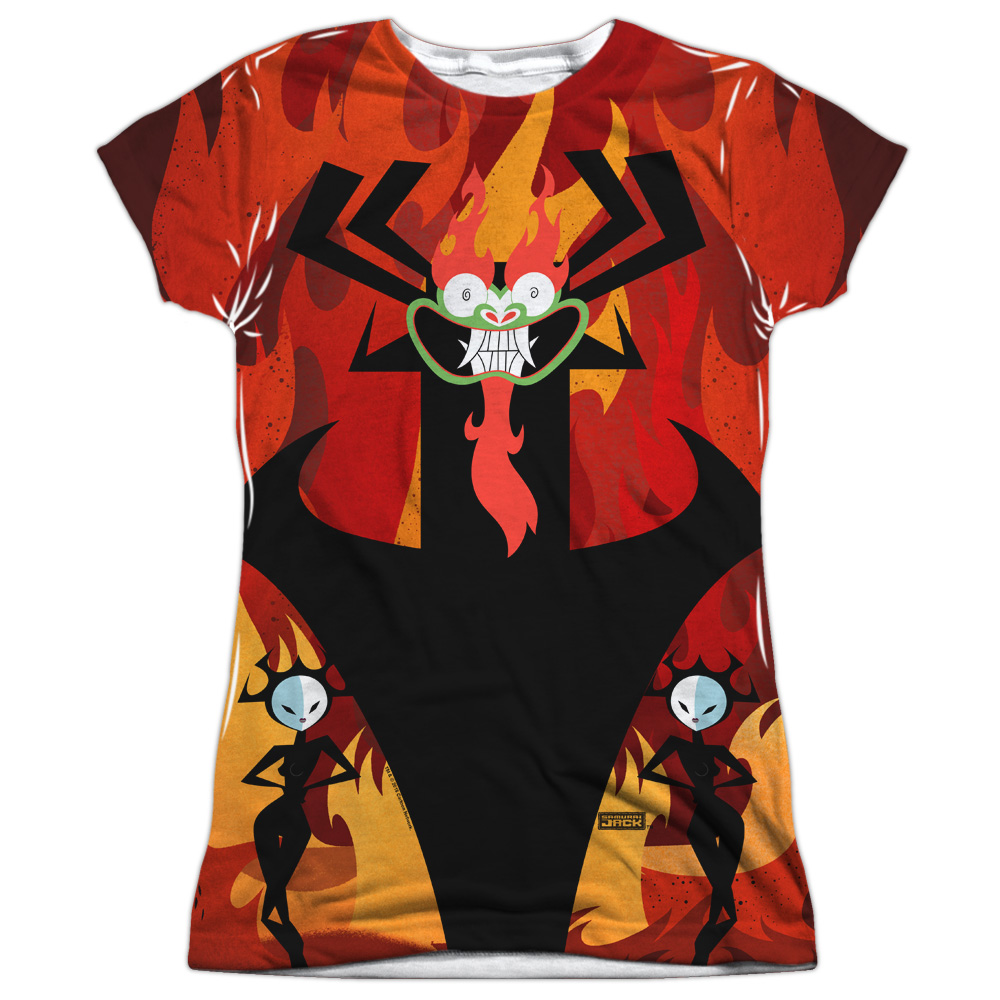 Spiral Direct Dragon/'s Wrath Fire /& Flames Black Fishnet Halterneck Mesh Vest