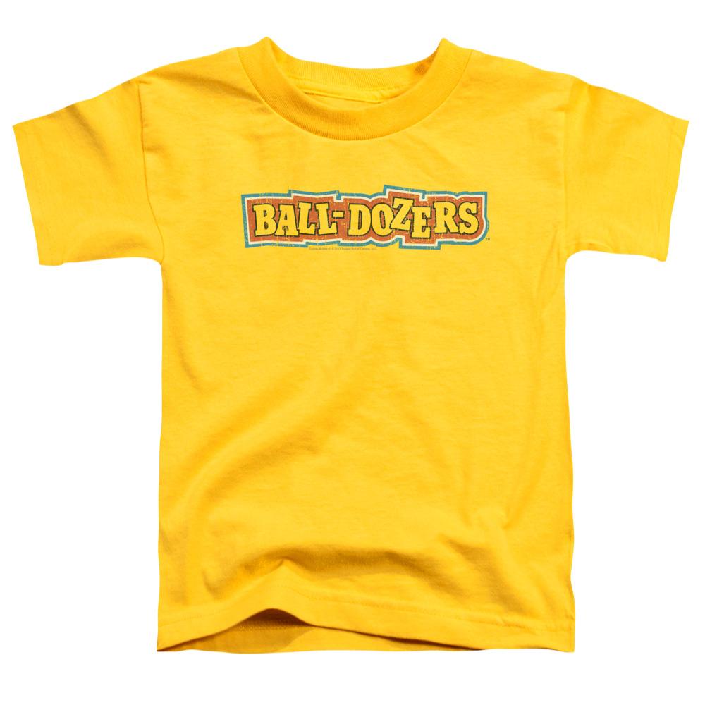 Dubble Bubble Balldozers Toddler T-Shirt