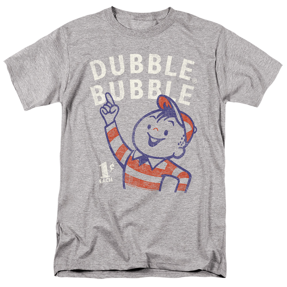 Dubble Bubble Pointing Up