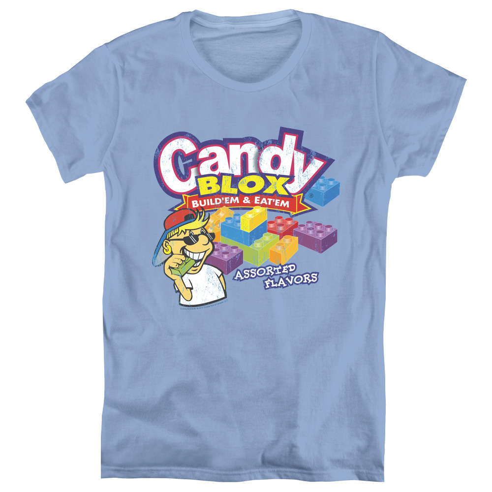 Dubble Bubble Candy Box Women's T-Shirt