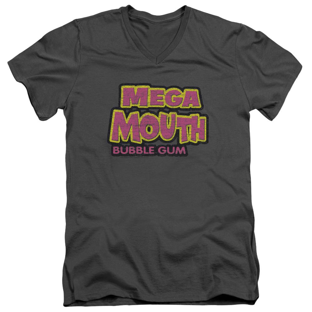 Dubble Bubble Mega Mouth V-Neck T-Shirt