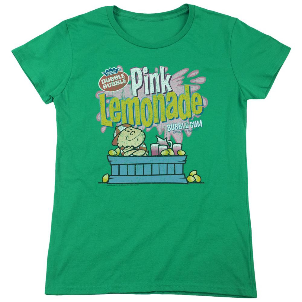Dubble Bubble Pink Lemonade Women's T-Shirt
