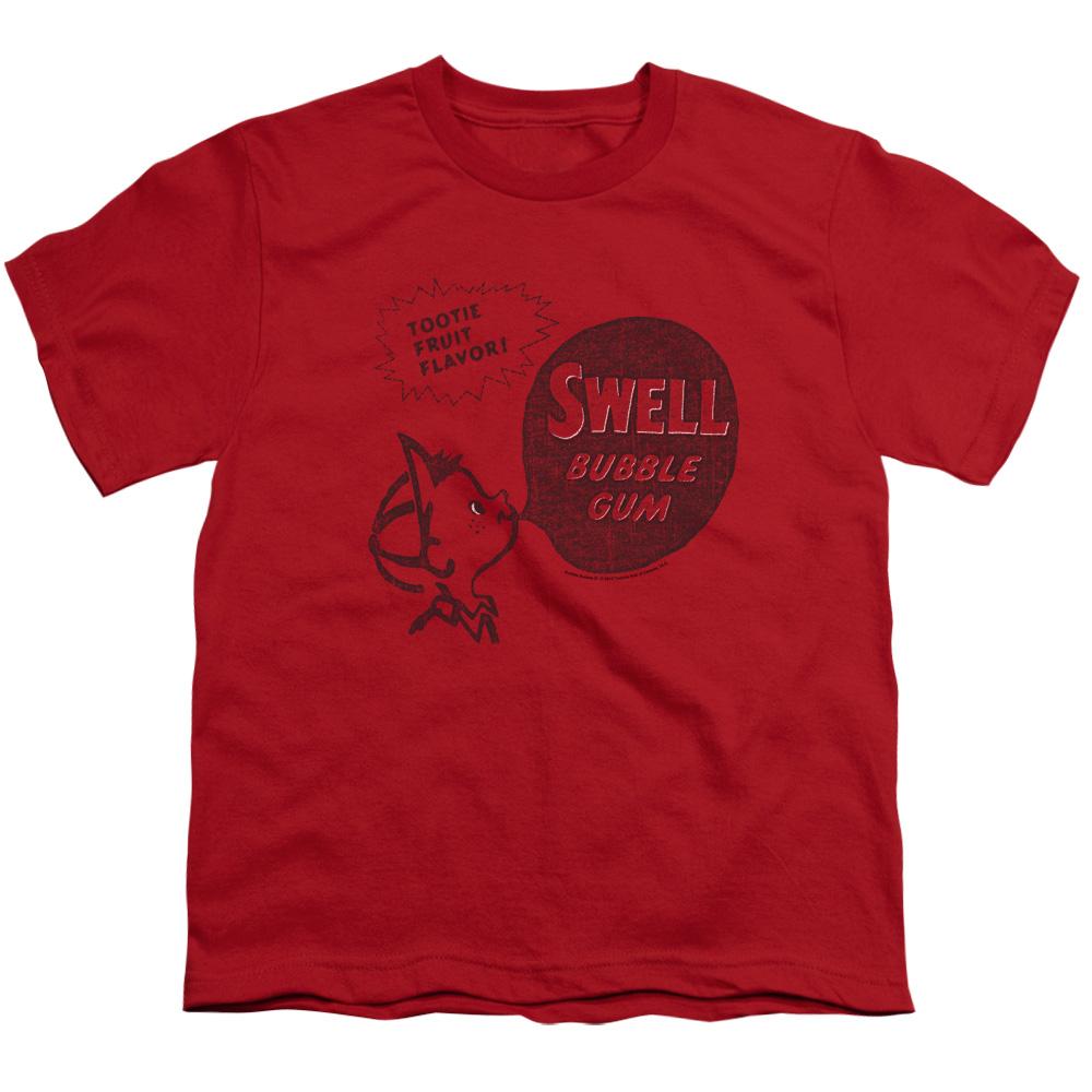 Dubble Bubble Swell Gum Kids T-Shirt