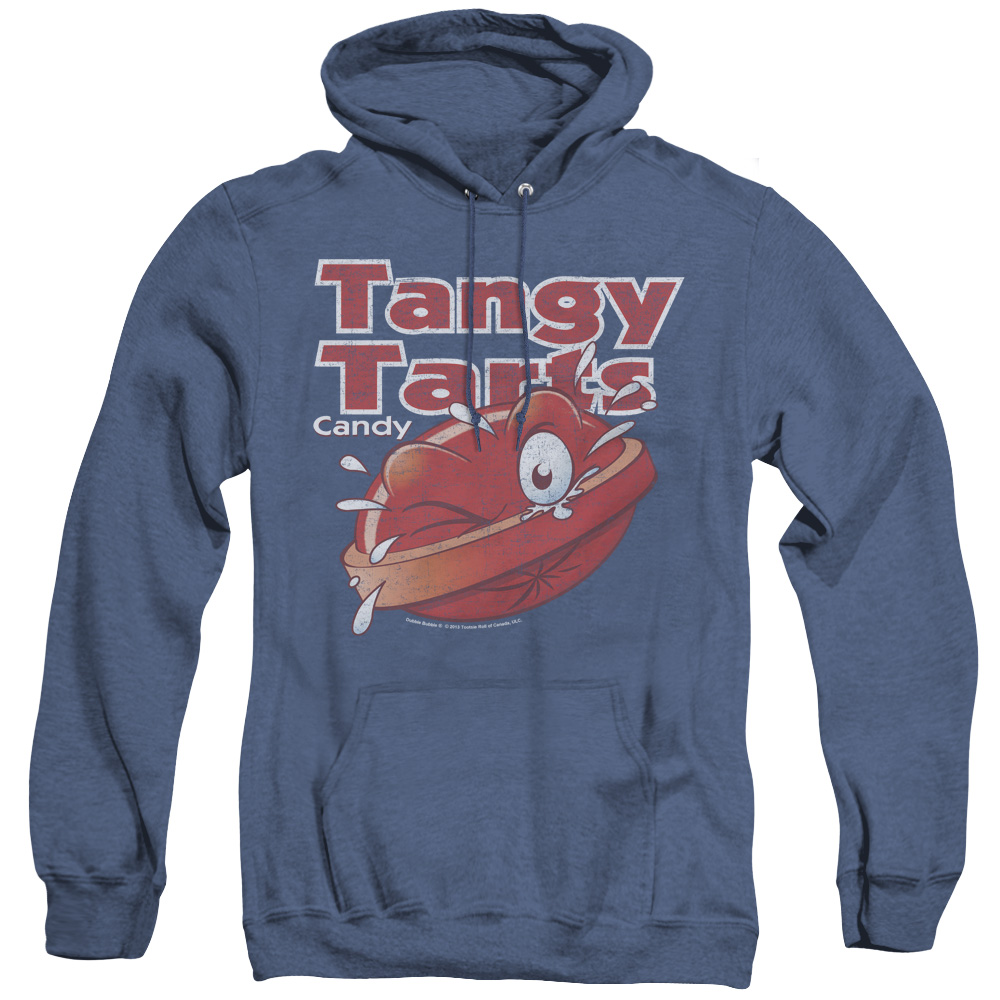 Dubble Bubble Tangy Tarts Adult Heather Hoodie