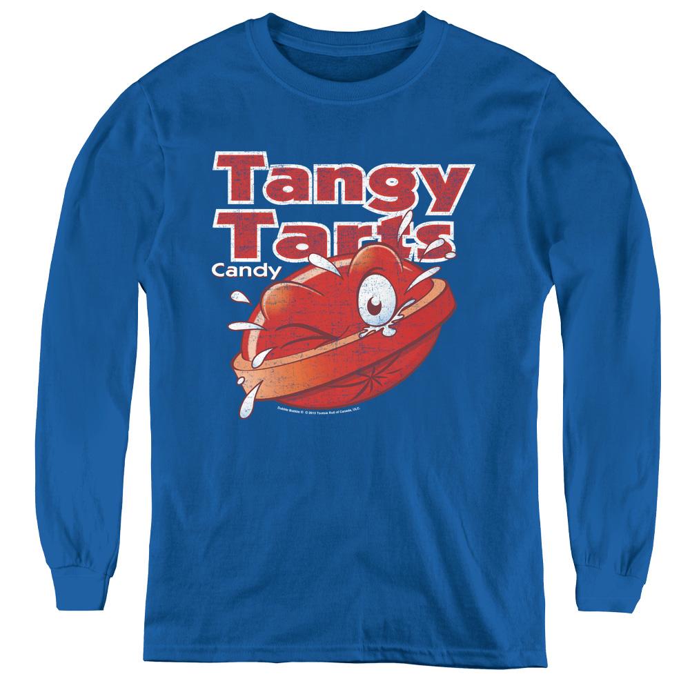 Dubble Bubble Tangy Tarts Kids Long Sleeve Shirt