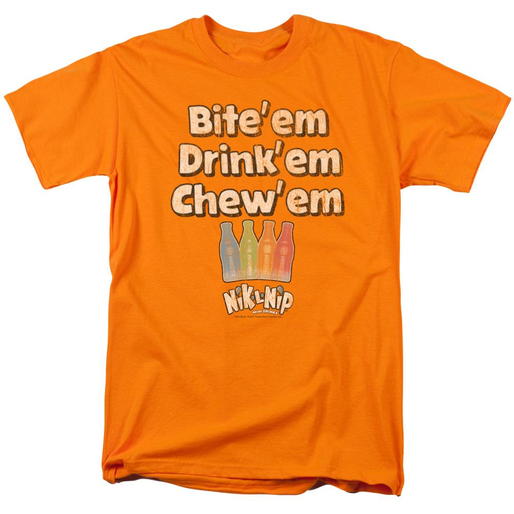 Dubble Bubble Bite Drink Chew T-Shirt