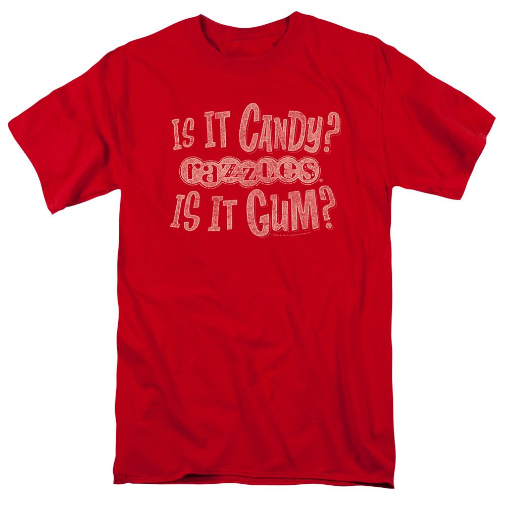 Razzles Dazzles Dubble Bubble What Is This T-Shirt