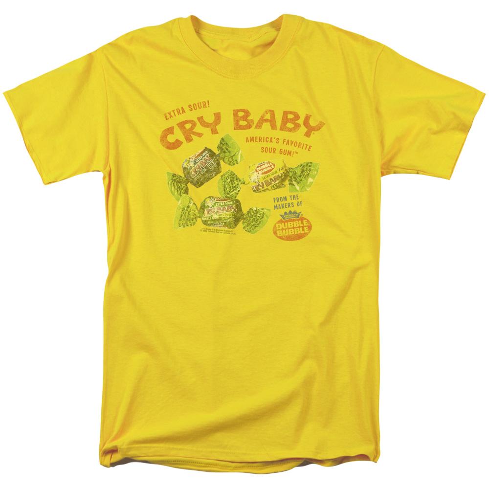 Vintage Dubble Bubble AD Cry baby