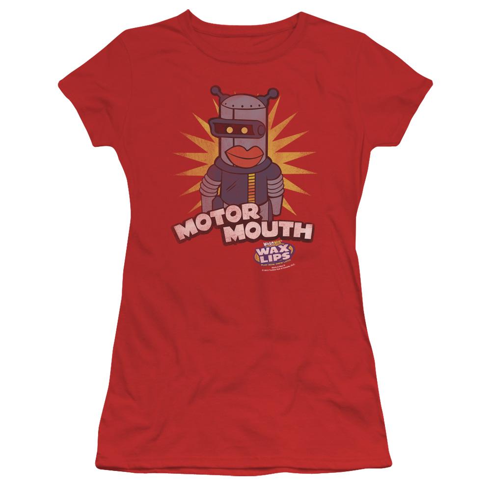 Dubble Bubble Motor Mouth Junior Fit T Shirt