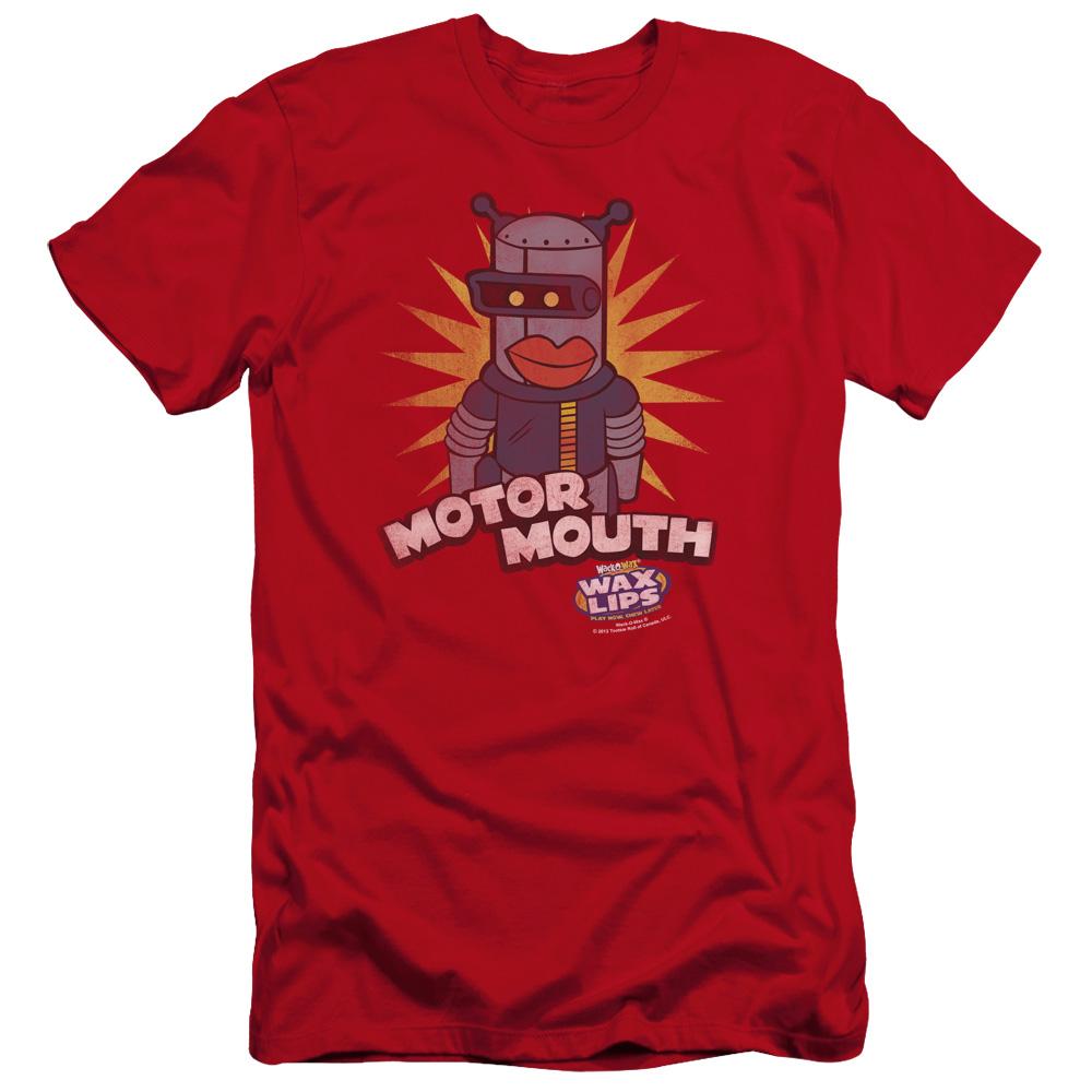 Dubble Bubble Motor Mouth Premium Slim Fit T-Shirt