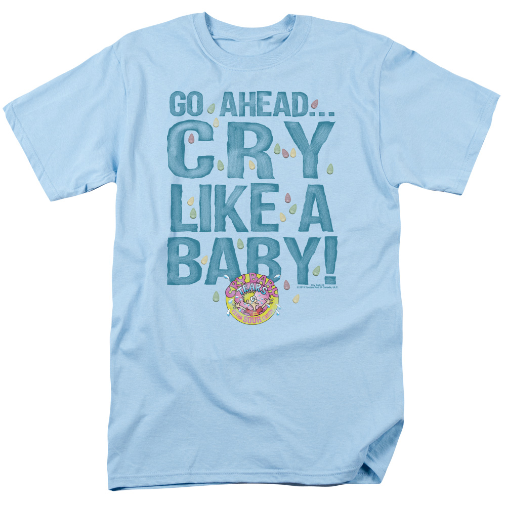 Dubble Bubble Cry Like A Baby T-Shirt