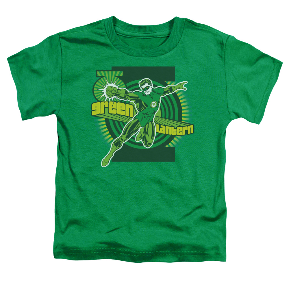 Green Lantern Retro Toddler T-Shirt
