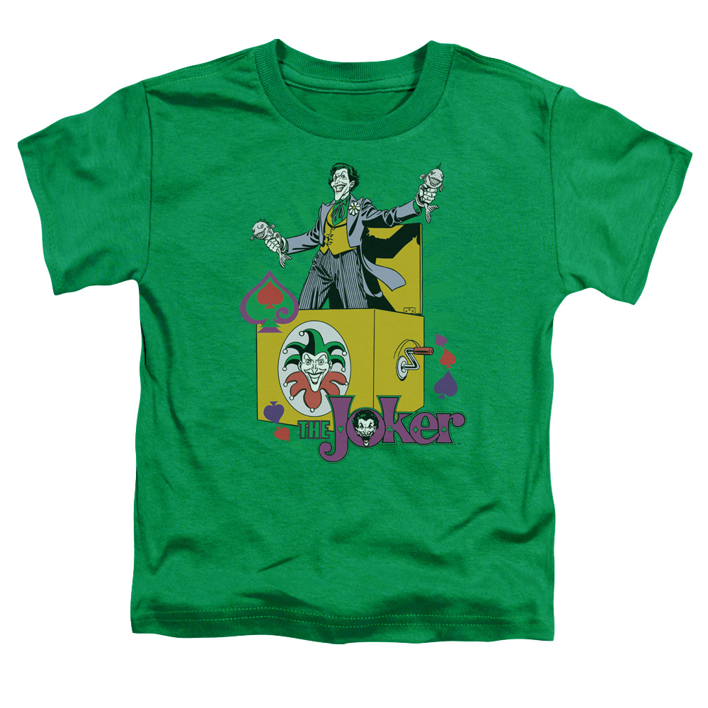 Joker These Fish Are Loaded Toddler T-Shirt
