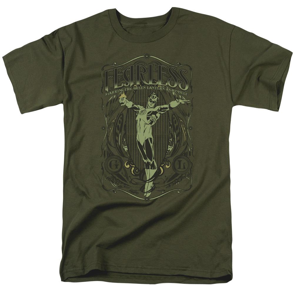 Green Lantern Fearless Vintage T-Shirt