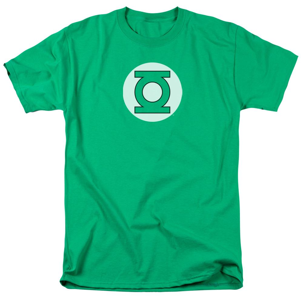 Green Lantern DC Classic Logo T-Shirt
