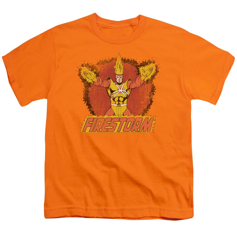 Ring Of Firestorm Kids T-Shirt