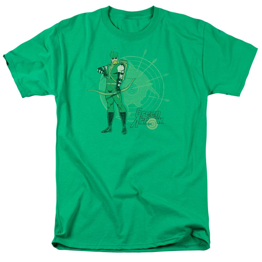 Green Arrow Target