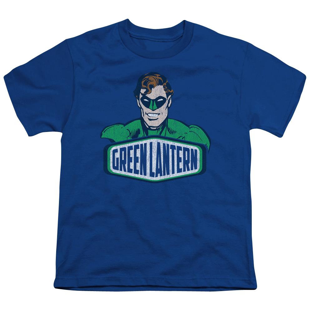 Green Lantern Sign Kids T-Shirt