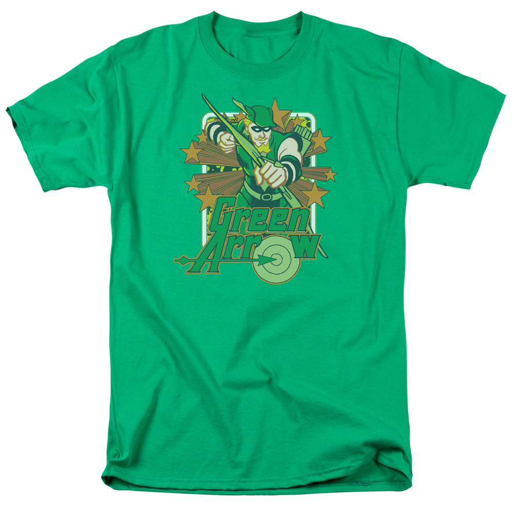 Green Arrow Stars T-Shirt