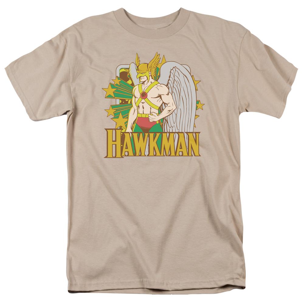 Hawkman Stars T-Shirt