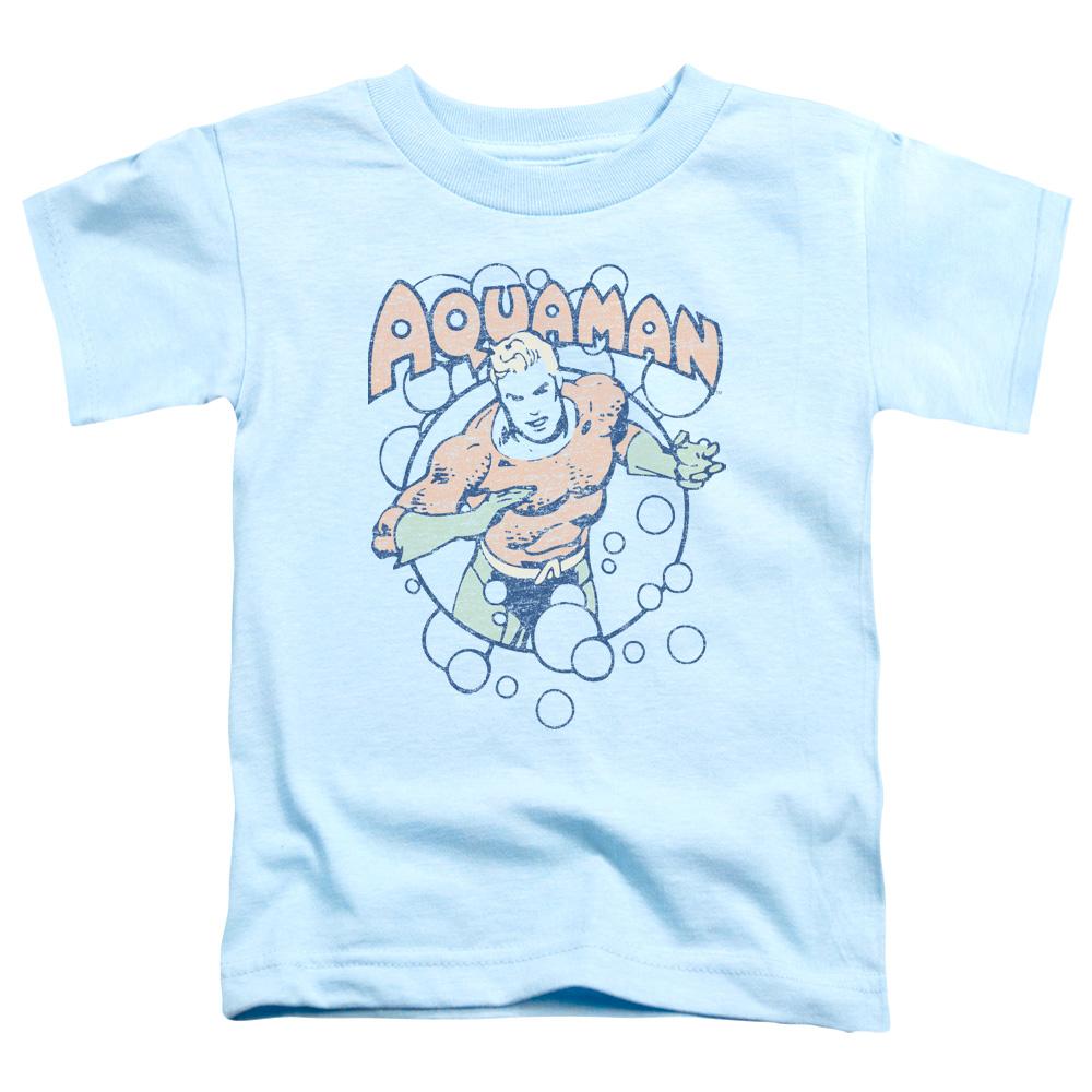 Aquaman Bubbles  Toddler T-Shirt